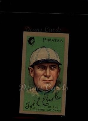 1911 T205 Reprint #35  Fred Clarke