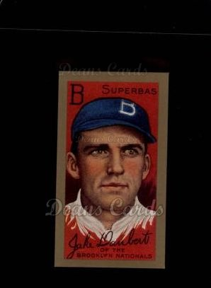 1911 T205 Reprint #44  Jake Daubert