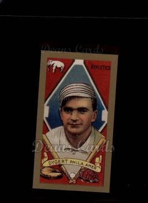 1911 T205 Reprint #57  Jimmy Dygert