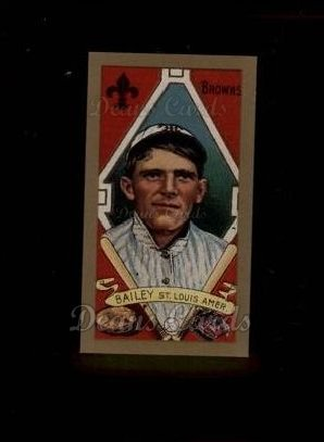 1911 T205 Reprint #6  Bill Bailey