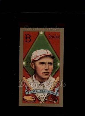 1911 T205 Reprint #60  Clyde Engle
