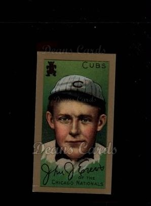 1911 T205 Reprint #62  Johnny Evers