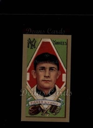 1911 T205 Reprint #65  Ray Fisher