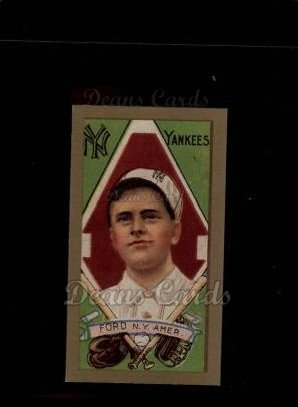 1911 T205 Reprint #69 WHT Russ Ford
