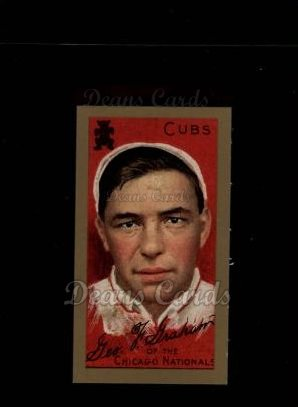1911 T205 Reprint #77 CHI George F. Graham