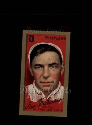 1911 T205 Reprint #78 RUS George F. Graham
