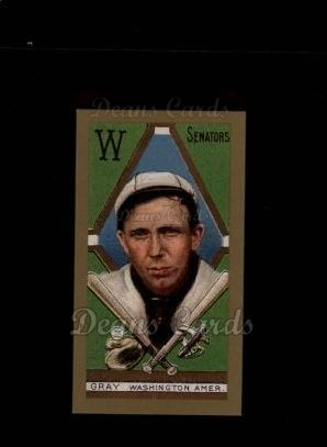 1911 T205 Reprint #80  Dolly Gray