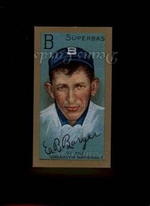 1911 T205 Reprint #9 FUL Cy Barger