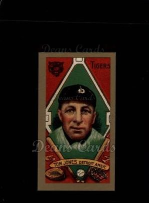 1911 T205 Reprint #98  Tom Jones