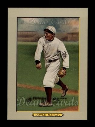 1911 T3 Turkey Red Reprint #13  Larry Doyle