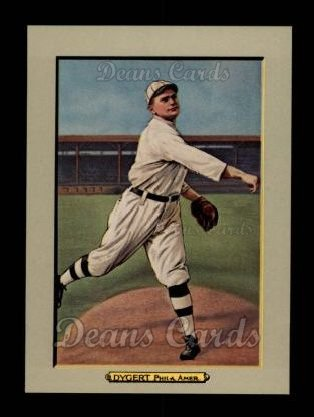 1911 T3 Turkey Red Reprint #92  Jimmy Dygert