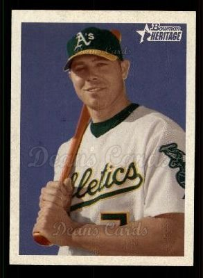 2006 Bowman Heritage #139  Bobby Crosby