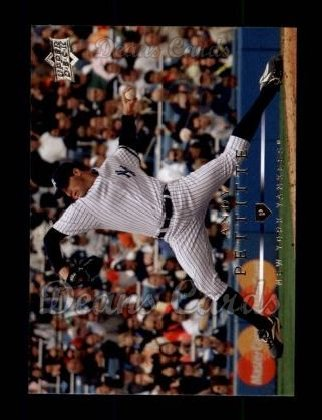 2008 Upper Deck #291  Andy Pettitte