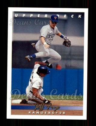 1993 Upper Deck #371  Jeff Frye