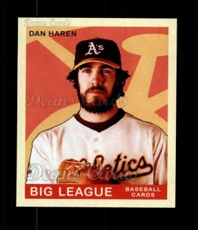 2007 Upper Deck Goudey Red Backs #30  Danny Haren