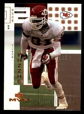 2002 Upper Deck MVP #119  Snoop Minnis