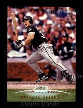 1999 Topps Stadium Club #226  Magglio Ordonez