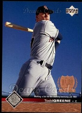 1997 Upper Deck #296  Todd Greene