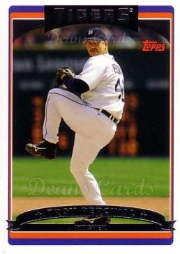 2006 Topps #117  Troy Percival