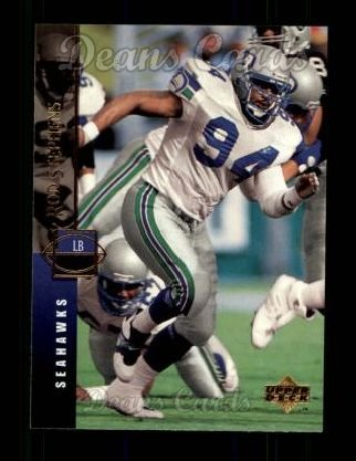 1994 Upper Deck #86  Rod Stephens