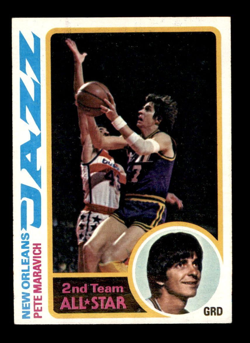 1978 Topps   -79  Basketball Complete Set (In Box)