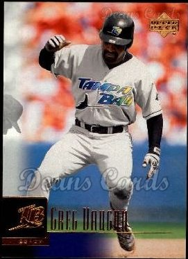 2001 Upper Deck #70  Greg Vaughn