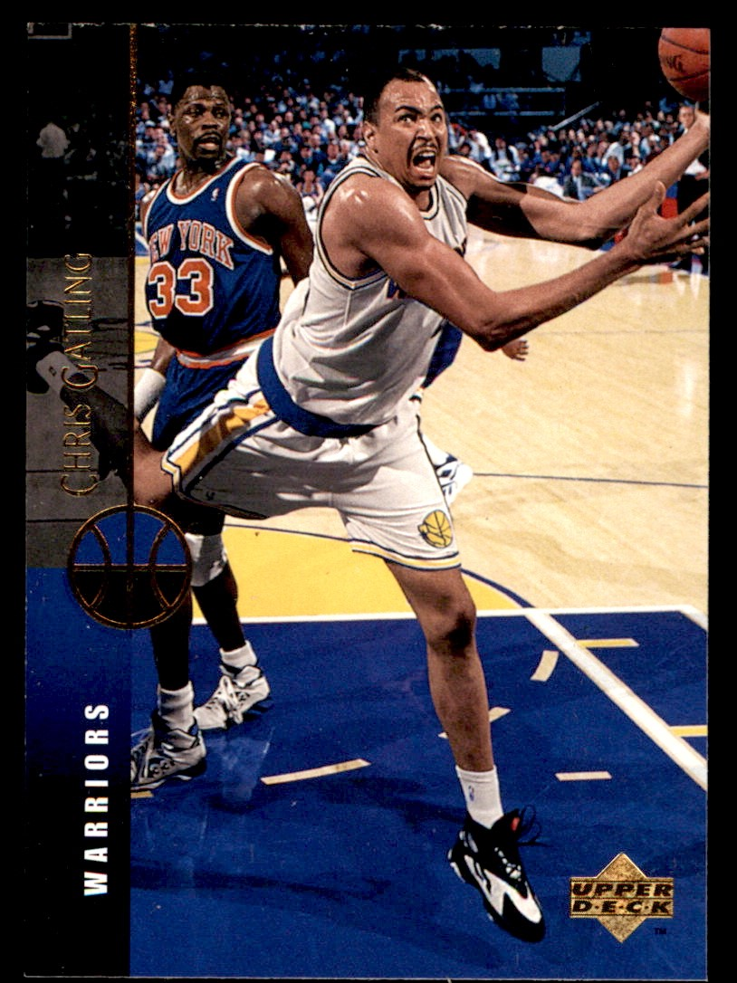 1994 Upper Deck #32  Chris Gatling