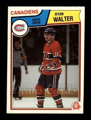 1983 O-Pee-Chees #200  Ryan Walter