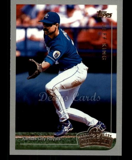 1999 Topps Opening Day #102  Jeff King
