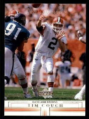 2001 Upper Deck #39  Tim Couch