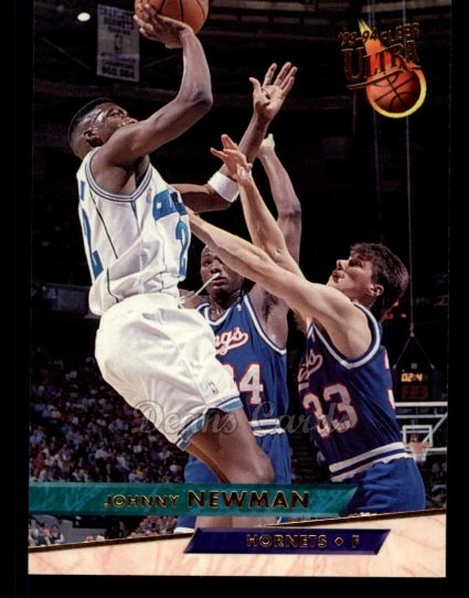 1993 Fleer Ultra #24  Johnny Newman
