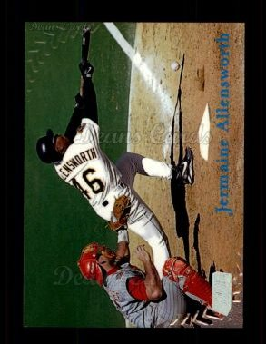 1998 Topps Stadium Club #39  Jermaine Allensworth