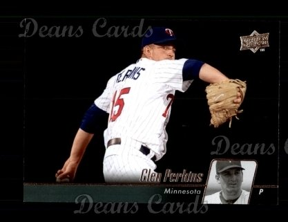 2010 Upper Deck #315  Glen Perkins