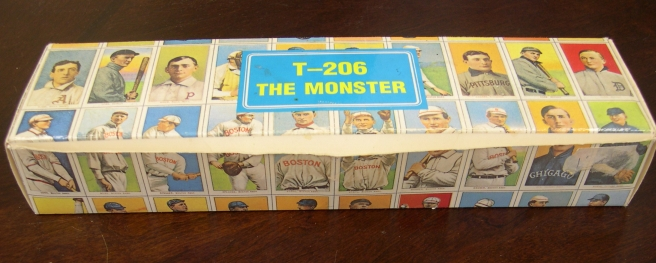 1909 T206 Reprint   -11  Complete Set The Monster