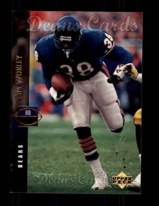 1994 Upper Deck #64  Tim Worley