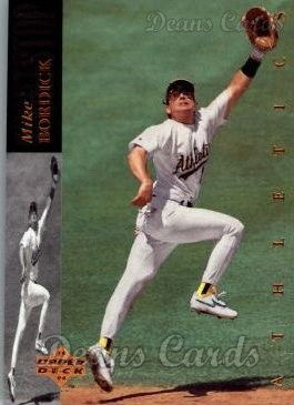 1994 Upper Deck #174  Mike Bordick