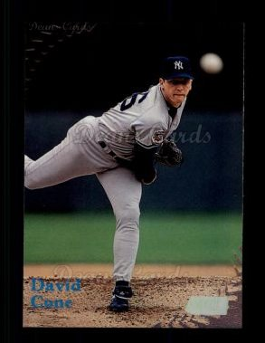 1998 Topps Stadium Club #323  David Cone