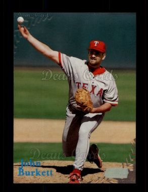 1998 Topps Stadium Club #62  John Burkett