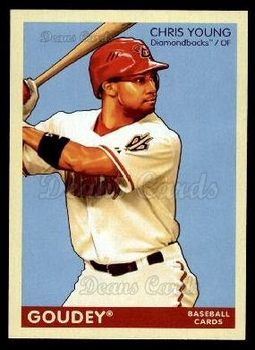 2009 Upper Deck Goudey #7  Chris B. Young