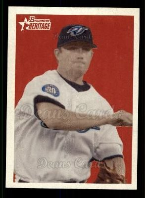 2006 Bowman Heritage #26  Aaron Hill