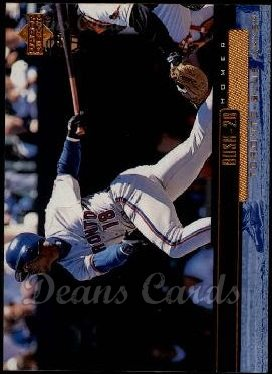 2000 Upper Deck #258  Homer Bush