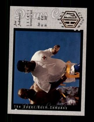 1994 Upper Deck #35  Joe Johnson