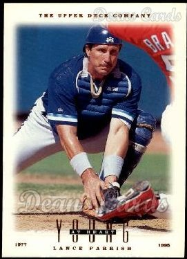 1996 Upper Deck #104  Lance Parrish