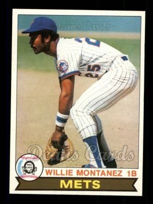 1979 O-Pee-Chee #153  Willie Montanez