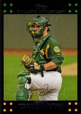 2007 Topps #624  Jeremy Brown