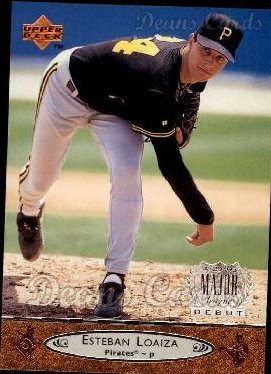 1996 Upper Deck #174  Esteban Loaiza