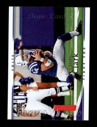 2007 Upper Deck #78  Dallas Clark