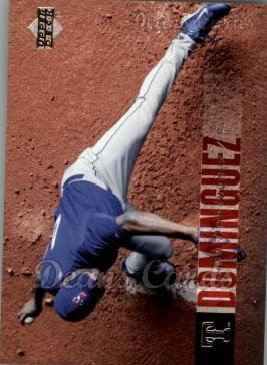 2006 Upper Deck #459  Juan Dominguez
