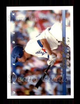 1993 Upper Deck #791  Cory Snyder