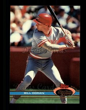 1991 Topps Stadium Club #148  Bill Doran